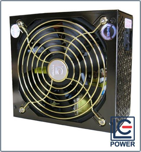 LC-POWER LC6550GP-v2.0 550W Green Power